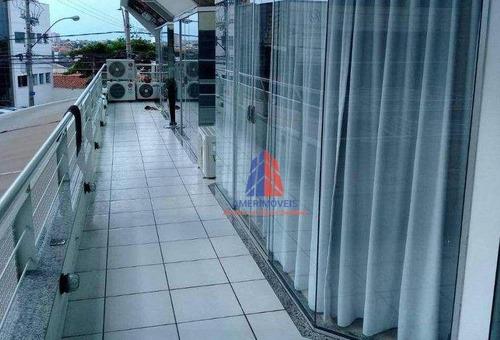 Imagem 1 de 4 de Sala Para Alugar, 25 M² Por R$ 900,00/mês - Jardim Girassol - Americana/sp - Sa0136