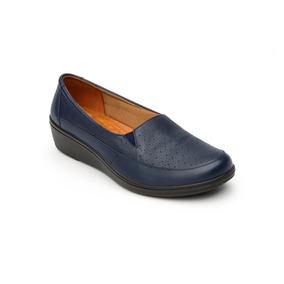 Zapato Flexi Dama 45601 Azul