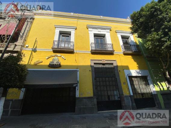 Casa En Renta En El Centro Historico De Puebla