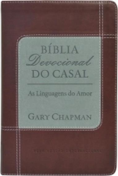 Biblia Devocional Do Casal - Vermelha - Mundo Cristao