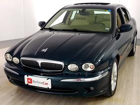 Jaguar X-type 3.0 Se V6 24v Gasolina 4p Automático 2002/...
