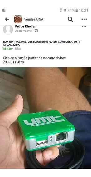 Umt Box Caixa Ativada