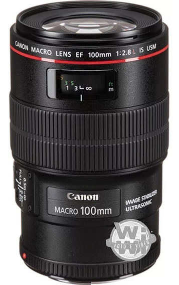 Canon Ef 100mm F/2.8l Macro Is Usm (usado)