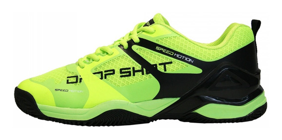 Zapatillas Drop Shot Tennis Y Padel Modelo 2020+cubre Grips!