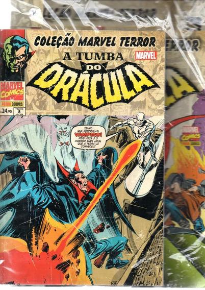 Colecao Historica Tumba Do Dracula 8 - Bonellihq Cx85 G19