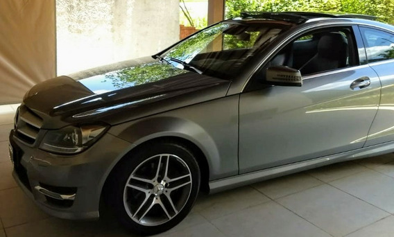 Mercedes-benz Classe C 250 Coupe