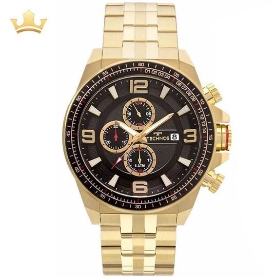 Relógio Technos Masculino Js15fc/4p Com Nf