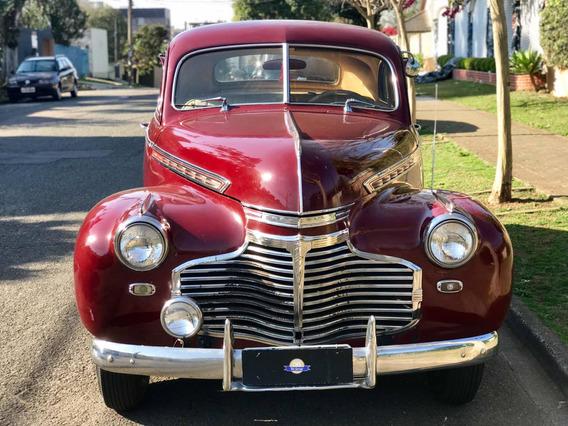 Chevrolet Master De Luxo Coupé 1941