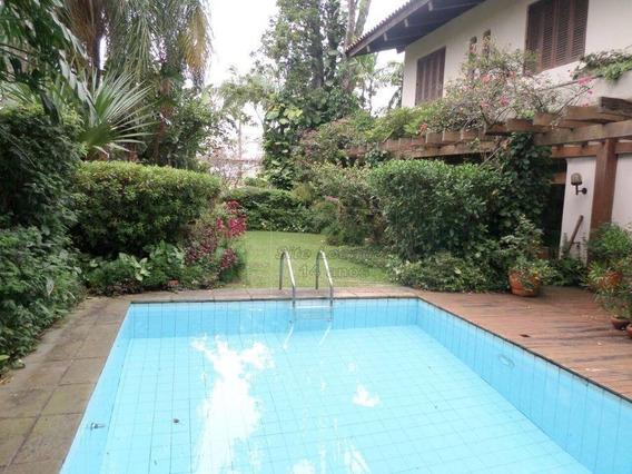 90221: Linda Casa Em Rua Arborizada No Alto De Pinheiros - Ca0081