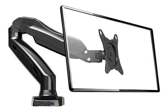Suporte Monitor Articulado 15 A 29 F90 Usb ELG 2 Portas 3.0