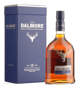 Whisky Dalmore 18 Años Single Malt C/est Envio Gratis Caba