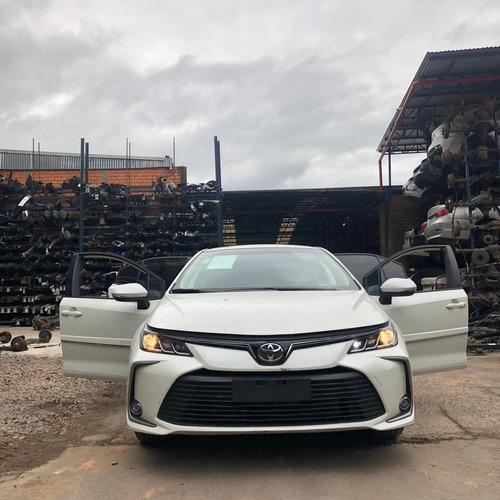 Imagem 1 de 8 de Sucata Toyota Corolla 2020/2021 Flex 177cvs