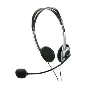 Fone Headset C/ Microfone Ph002 Multilaser