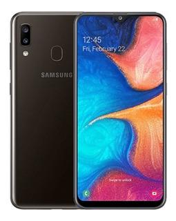 Samsung Galaxy A20 Negro, Azul /sellados/garantia / Tiendas
