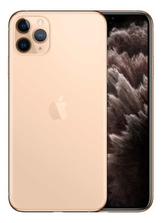 iPhone 11 Pro Max 64gb Dourado Ouro Lacrado Apple Original