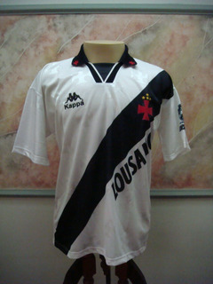 Camisa Futebol Vasco Rio Janeiro Kappa Jogo Antiga 1962