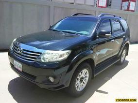 Toyota Fortuner Sr (7ptos) - Automatico