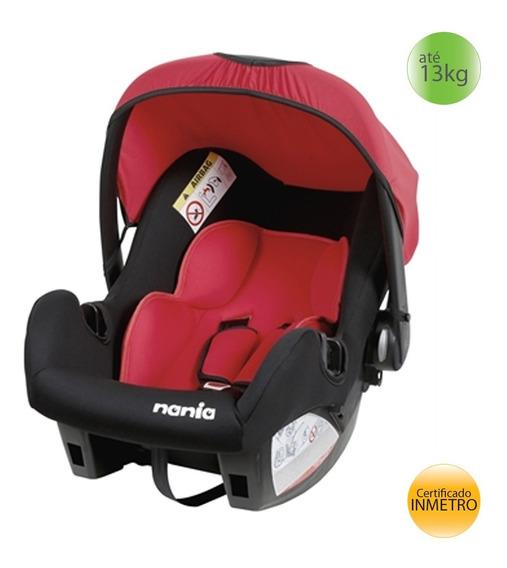 Bebê Conforto 0+ (13kgs) Nania Ange Accés Rouge Vermelho