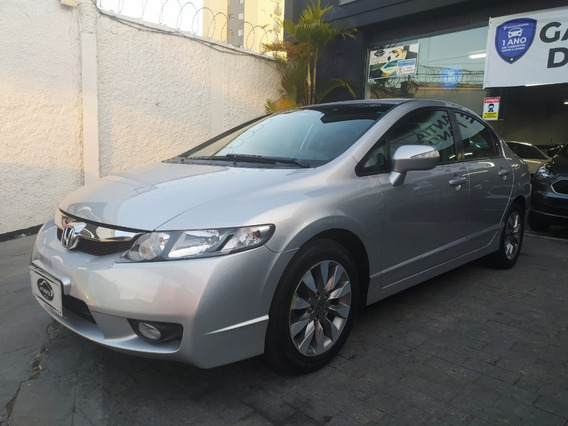 New Civic Lxl Flex 2011 Apenas 49.343 Km (único Dono)