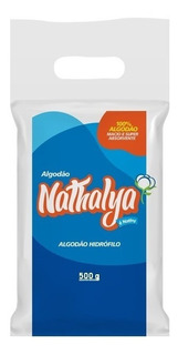 Nathy - Atacado Algodão Hidrófilo - 10 Rolos X 500 G