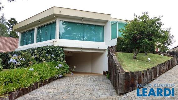 Casa Assobradada - Alto Do Capivari - Sp - 575531