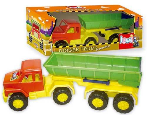 Bigger Truck Arenero Caja Vehiculos Grandes Luna Plast 1113