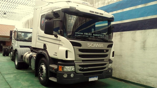 Scania P360/2016  68000km
