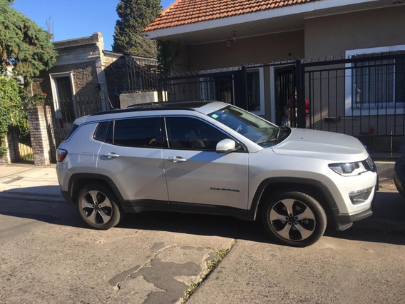 Jeep Compass Longitude Plus 2.4 At9awd