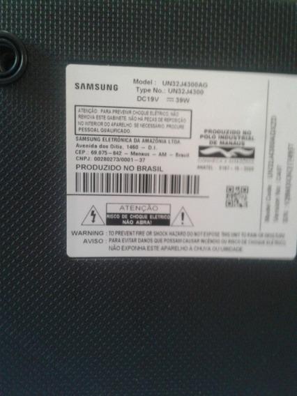 Placa Mae Tv Samsung Nu32j4300ag