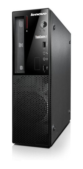 Desktop Lenovo Edge 72 Proc Core I3 Mem 8gb Ssd 120gb
