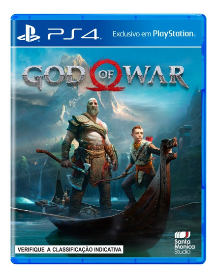 Ps4 God Of War 4 - Original 1 / 12x S/ Juros