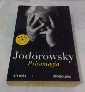 Psicomagia. Jodorowsy. Libro