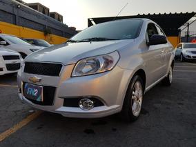 Chevrolet Aveo 4p Ltz L4 1.6 Aut