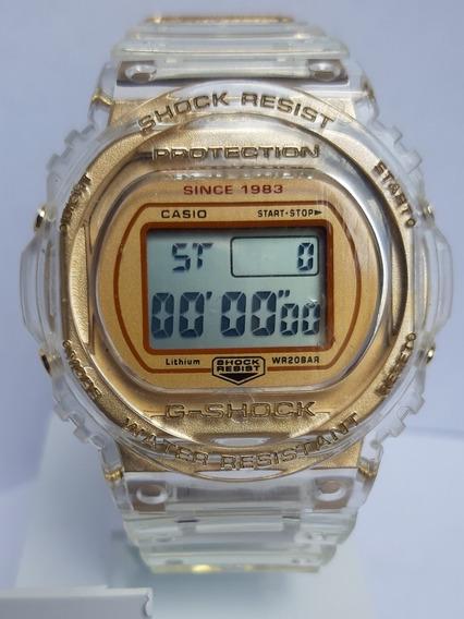 Reloj Casio Translúcid Sumergible (contra Agua)