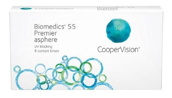 Lentes De Contacto Biomedics Formulados Blandos Uv(20*)