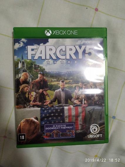 Far Cry 5 Xbox One Midia Fisica