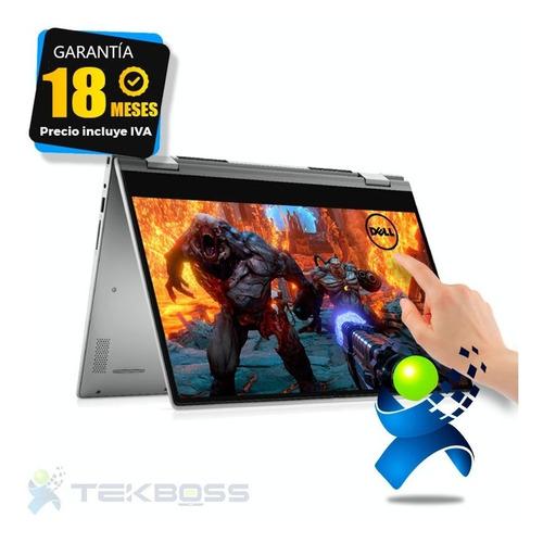 Dell Convertible Core I7 11va 8gb 512gb Ssd Touch Huella