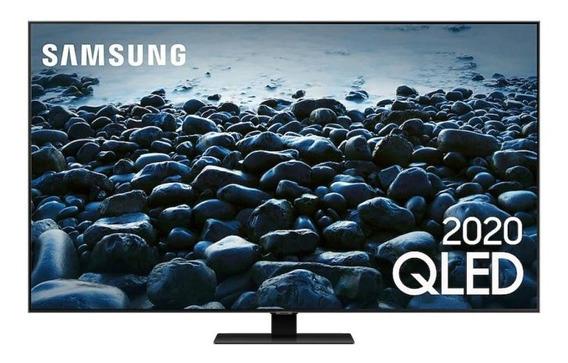 Smart Tv Samsung Q80t 65 Qled 4k Borda Ultrafina Modo Ambien