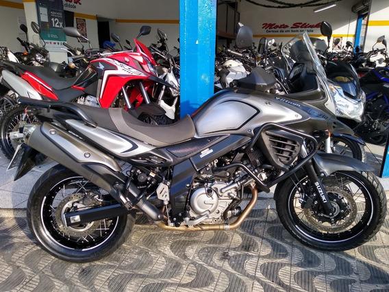 Suzuki V Strom 650 Xt Abs 2018 Moto Slink