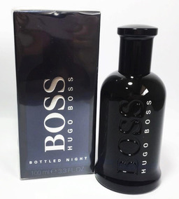 Perfume Hugo Boss Bottled Nigth 100ml - Original Lacrado