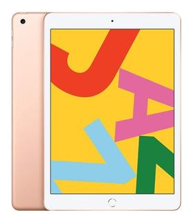 New iPad 7 32gb Tela 10.2 Lancamento-preto-prata-dourado