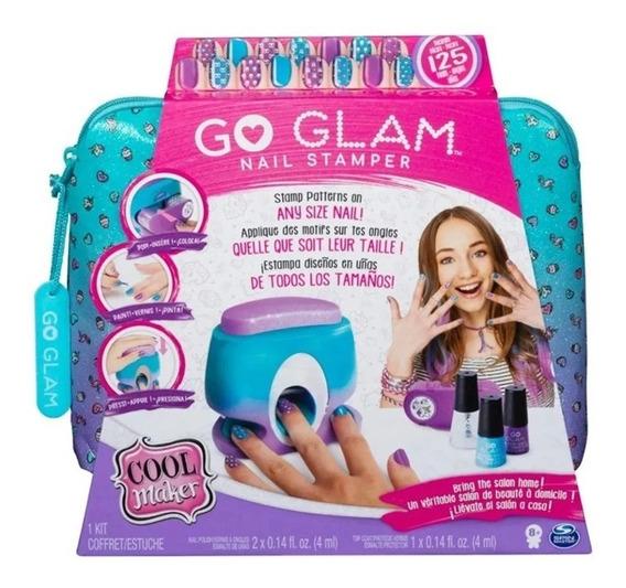 Impresora Para Uñas De Moda Go Glam 645484