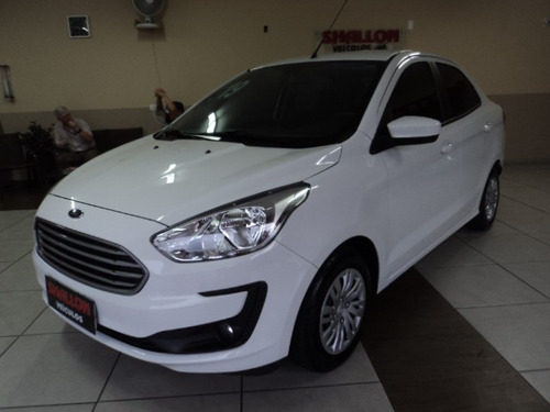 Ford Ka Sedan 1.0 Se Flex 5p 2018/2019 Branco