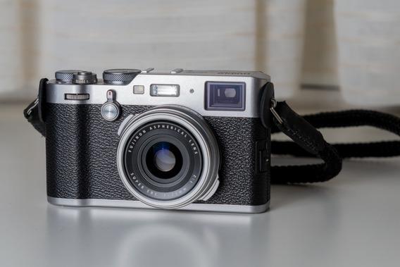 Câmera Fujifilm X100f Perfeita 5300 Clicks