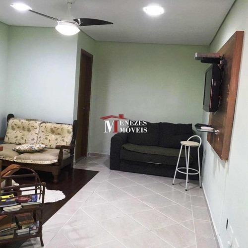 Apartamento Duplex A Venda Em Bertioga -  Maitinga - Ref. 244 - V244
