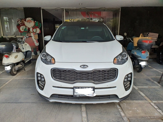 Kia Sportage 2.4 Sxl Awd At 2018