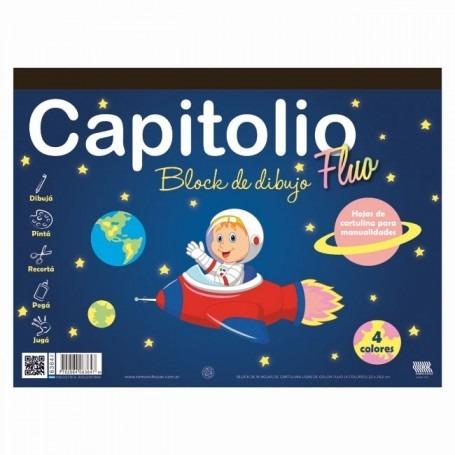Block Capitolio Fluo N°5 20 Hj