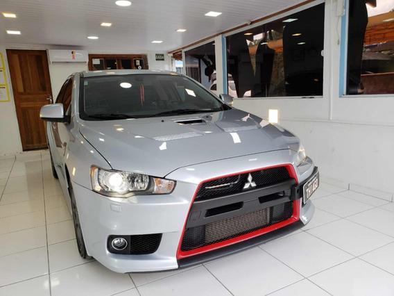 Mitsubishi Lancer 2.0 Evolution X 4p 2014
