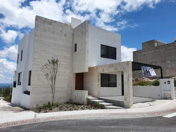 Hermosa Casa Nueva En Zibata, El Marqués, Querétaro