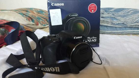 Câmera Cânon Power Shot Sx520-hs